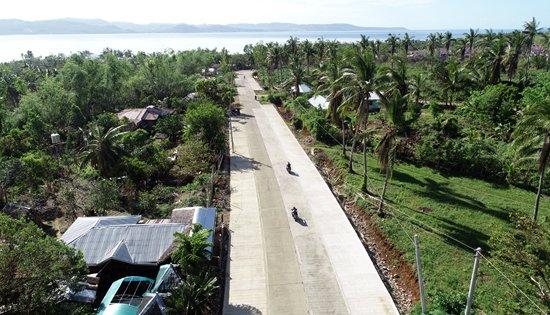 DPWH Biliran priority projects 2021