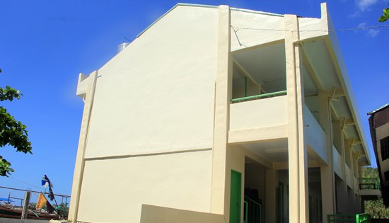 Malaga National High School - Peña I Annex