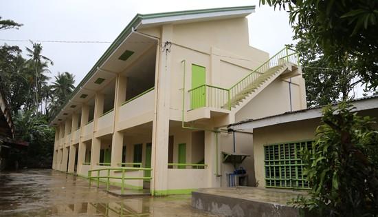 Tarabucan Central Elementary School
