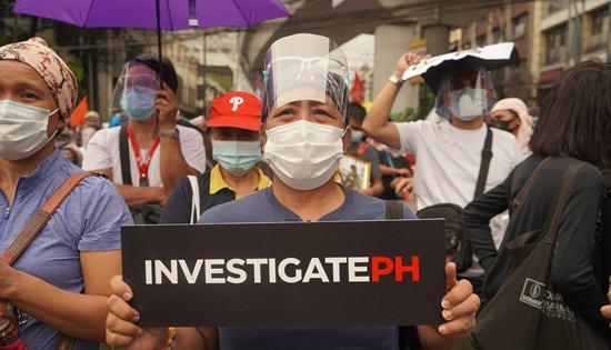 Investigate PH