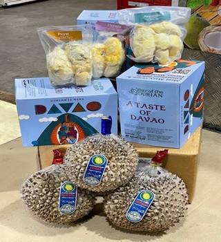 Davao durian