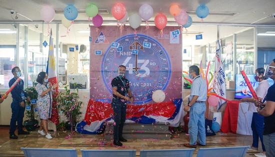 NMP 43rd anniversary countdown