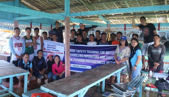 NMP Basic Safety Training in Daram